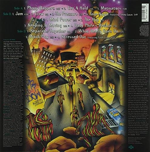 A TRIBE CALLED QUEST BEATS, RHYMES & LIFE zene LP vásárlás