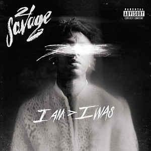 21 SAVAGE I AM > I WAS zene LP vásárlás