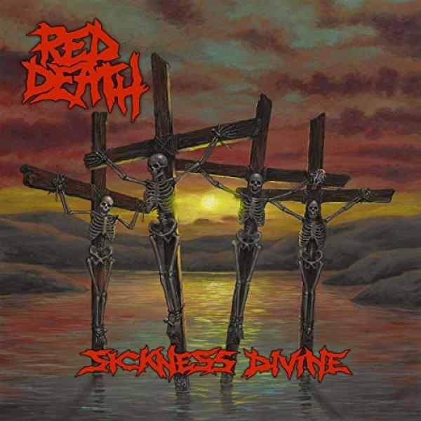 RED DEATH SICKNESS DIVINE -HQ- zene LP vásárlás