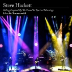 HACKETT, STEVE SELLING ENGLAND.. -BR+CD- zene CD vásárlás