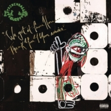 A TRIBE CALLED QUEST WE GOT IT FROM HERE..... zene LP vásárlás