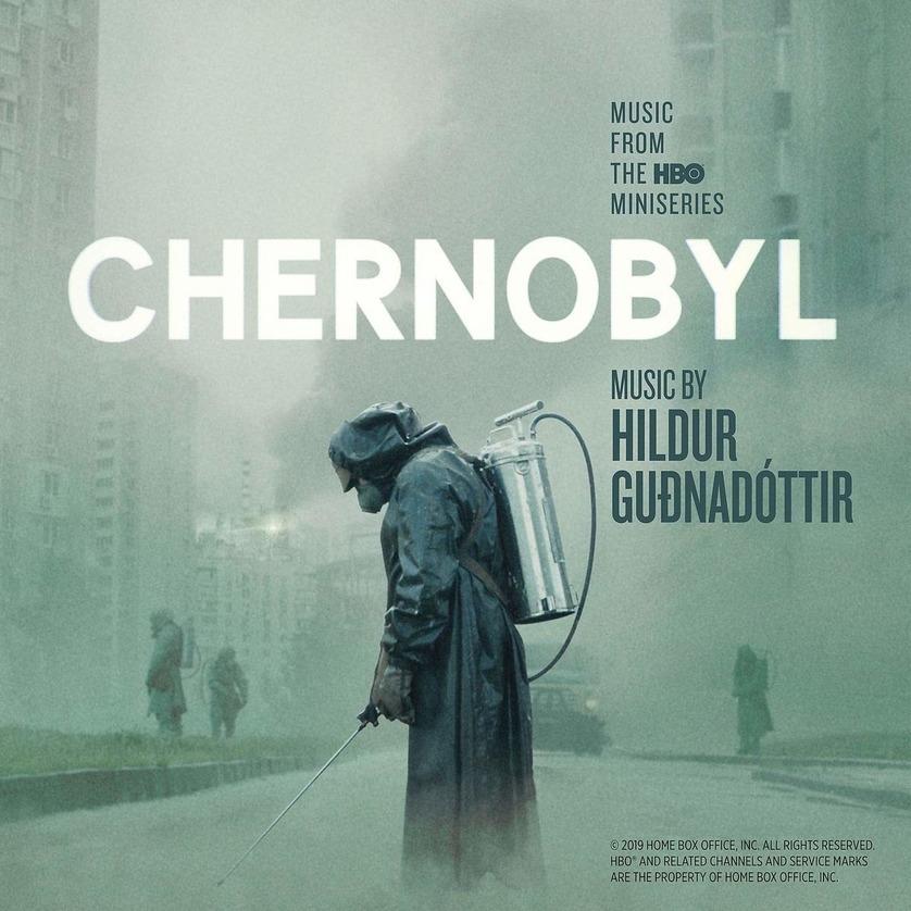 FILMZENE CHERNOBYL zene LP vásárlás