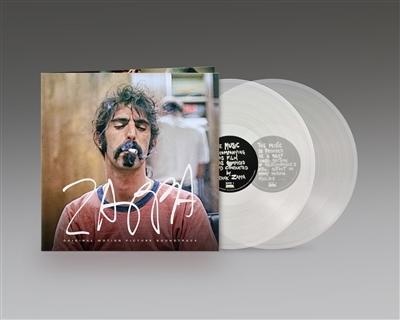 ZAPPA,FRANK ZAPPA ORIGINAL MOTION PICTURE SOUNDTRACK zene LP vásárlás