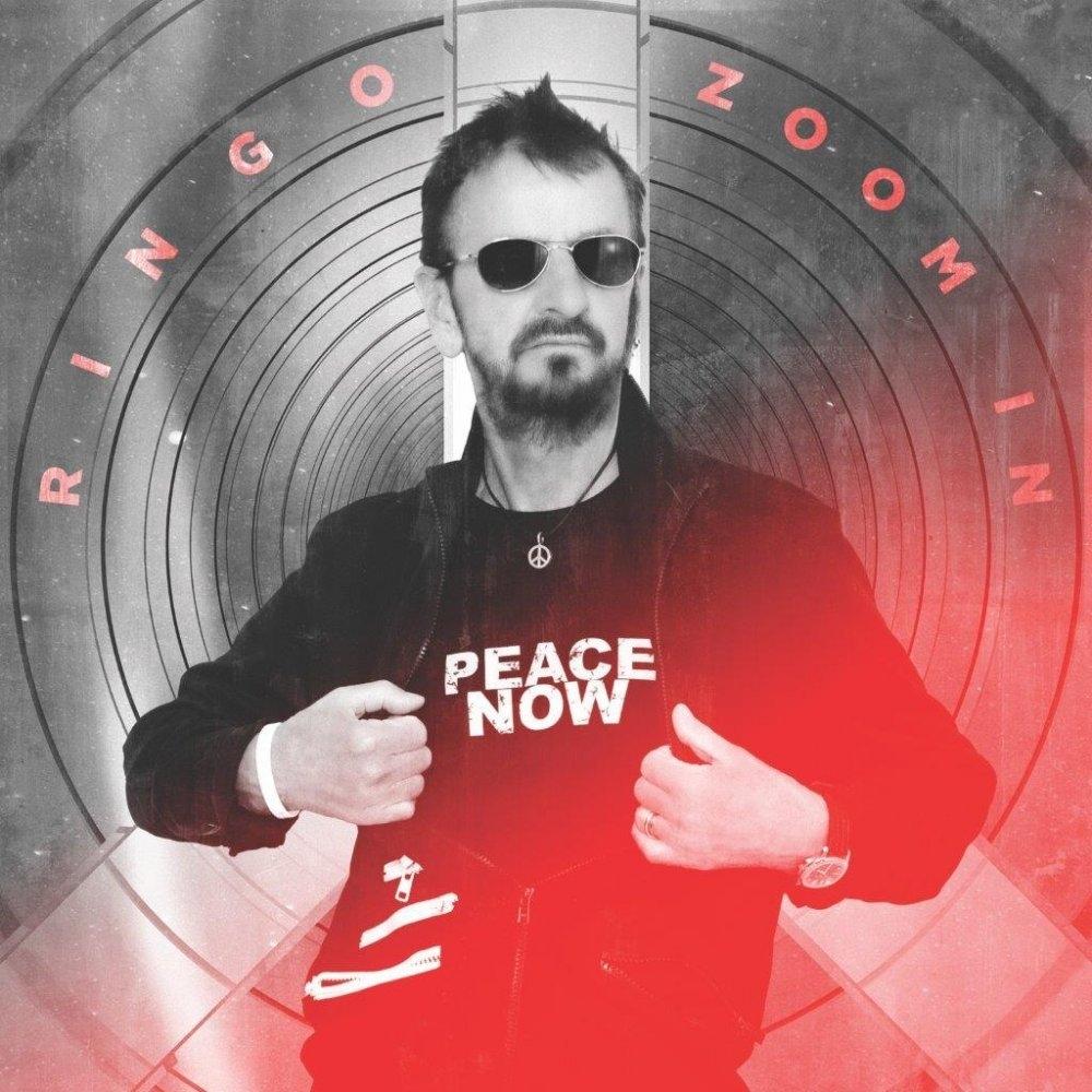 STARR,RINGO ZOOM IN EP zene LP vásárlás