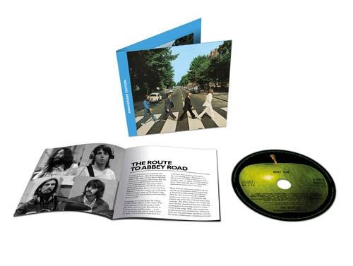 BEATLES ABBEY ROAD zene CD vásárlás