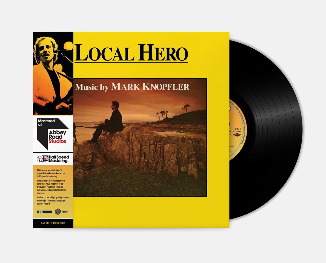 KNOPFLER,MARK LOCAL HERO HALF-SPEED zene LP vásárlás