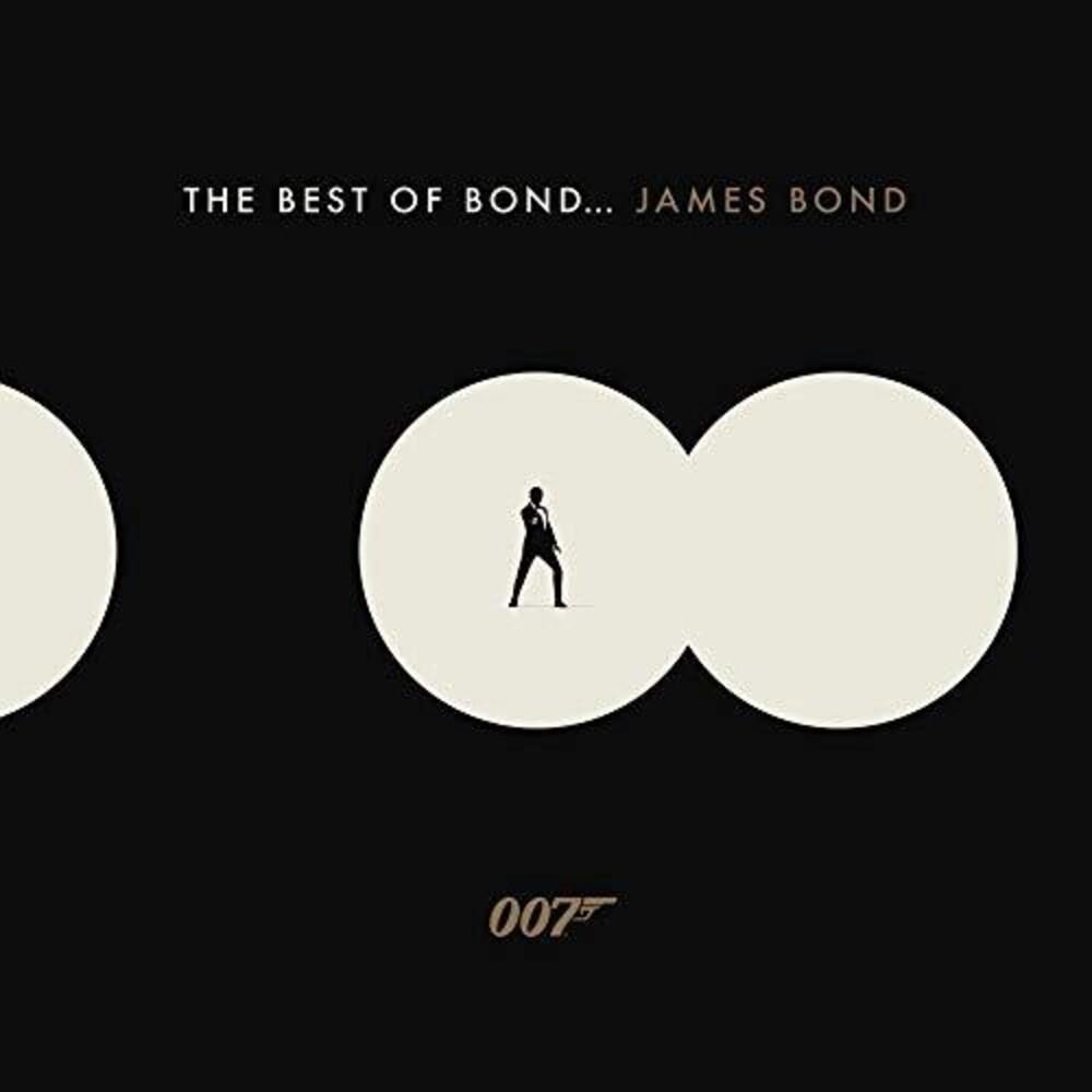FILMZENE BEST OF BOND...JAMES BOND zene CD vásárlás