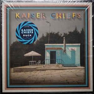 KAISER CHIEFS DUCK zene LP vásárlás