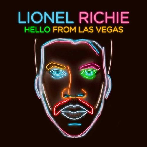 LIONEL RICHIE HELLO FROM LAS VEGAS zene LP vásárlás
