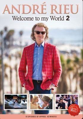 RIEU,ANDRÉ WELCOME TO MY WORLD 2 zene DVD vásárlás