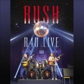 RUSH R40 LIVE zene CD vásárlás
