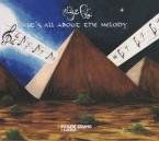 IT'S ALL ABOUT THE MELODY ALY & FILA POP/ROCK zene CD vásárlás