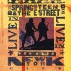 LIVE IN NEW.. -GATEFOLD- SPRINGSTEEN, BRUCE & THE POP/ROCK zene LP vásárlás