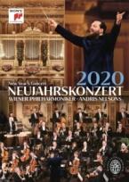 NEW YEAR'S CONCERT 2020 WIENER PHILHARMONIKER KLASSZIKUS zene DVD vásárlás