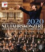 NEW YEAR'S CONCERT 2020 WIENER PHILHARMONIKER KLASSZIKUS zene BRD vásárlás