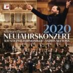 NEW YEAR'S CONCERT 2020 WIENER PHILHARMONIKER KLASSZIKUS zene LP vásárlás