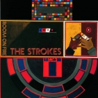 ROOM ON FIRE -COLOURED- STROKES zene LP vásárlás