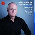 MAHLER: SYMPHONY NO.6.. JARVI, PAAVO & NHK SYMPHO KLASSZIKUS zene CD vásárlás