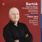 BARTOK: MUSIC FOR STRINGS JARVI, PAAVO & NHK SYMPHO KLASSZIKUS zene CD vásárlás