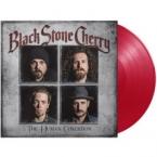 HUMAN CONDITION -COLOURED BLACK STONE CHERRY zene LP vásárlás