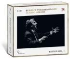 ANNIVERSARY EDITION VOL.1 ABBADO, CLAUDIO KLASSZIKUS zene CD vásárlás