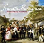 SERENATA HUNGARICA ACCENTUS AUSTRIA KLASSZIKUS zene CD vásárlás