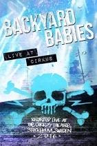 LIVE AT CIRCUS BACKYARD BABIES zene DVD vásárlás