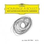 HOMMAGE Á BOULEZ BOULEZ, PIERRE KLASSZIKUS zene CD vásárlás