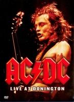 LIVE AT DONINGTON AC/DC zene DVD vásárlás