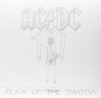 FLICK OF THE SWITCH -LTD- AC/DC zene LP vásárlás