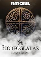 HONFOGLALÁS -HATÁROK NÉLKÜL P.MOBIL MAGYAR zene DVD vásárlás
