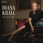 TURN UP THE QUIET KRALL, DIANA JAZ-BLUES zene CD vásárlás
