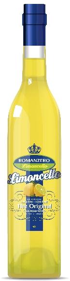 LIMONCELLO ROMAN ZERO 0,5 L